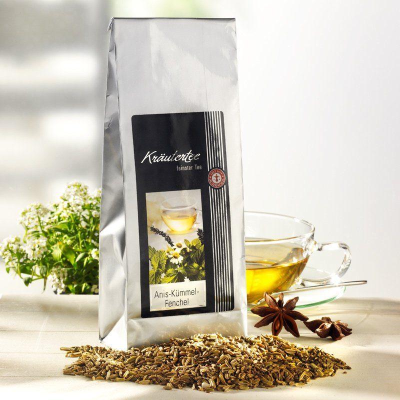 Schrader Kräutertee Anis-Kümmel-Fenchel-Tee