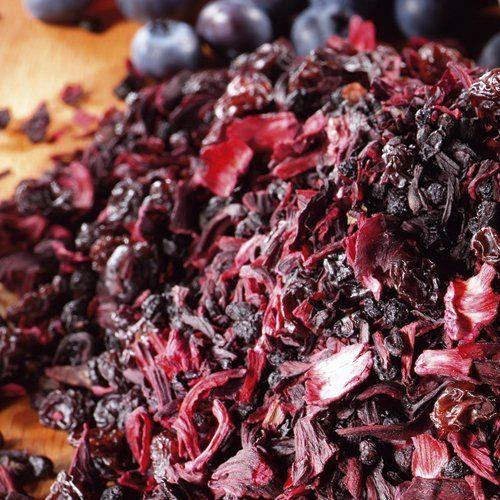 Schrader Früchtetee Rote Grütze