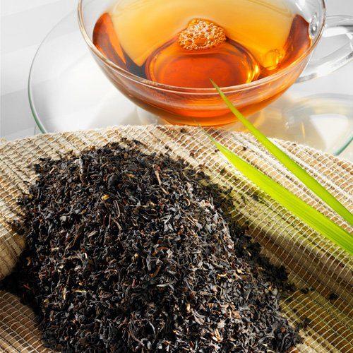 Schrader Schwarzer Tee Assam Sewpur FBOP Bio