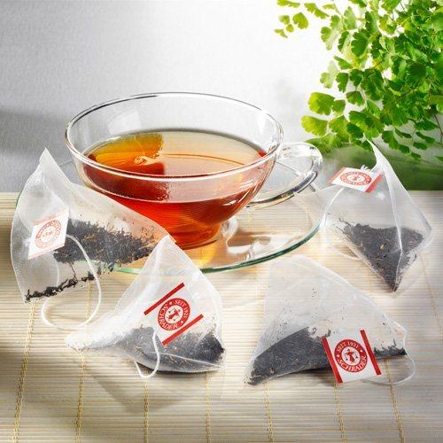 Schrader Teebeutel Schwarzer Tee Assam Golden Leaf