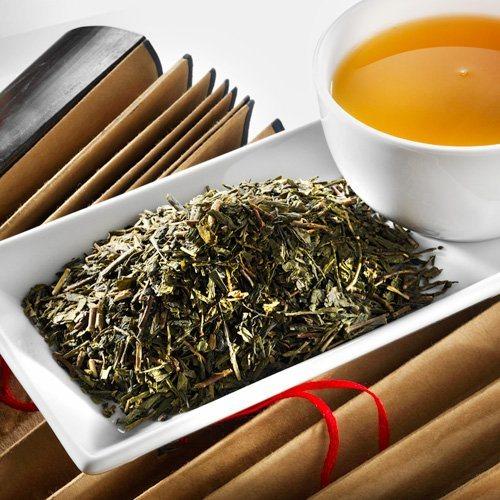 Schrader Grüner Tee Japan Bancha Bio