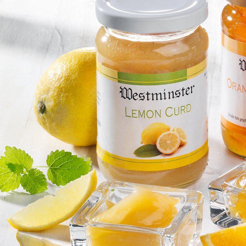 Schrader Westminster Lemon Curd