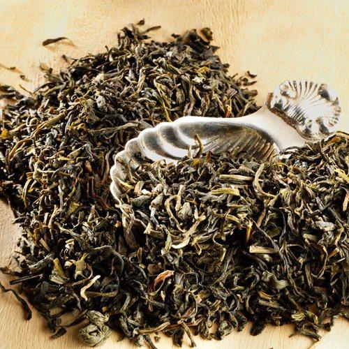 Schrader Aromatisierter grüner Tee China Jasmin Dao Ren