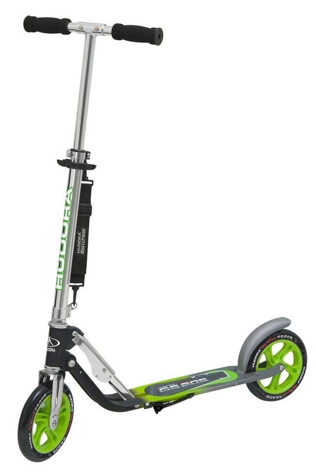 Hudora Scooter, »Big Wheel GS 205« in anthrazit-grün