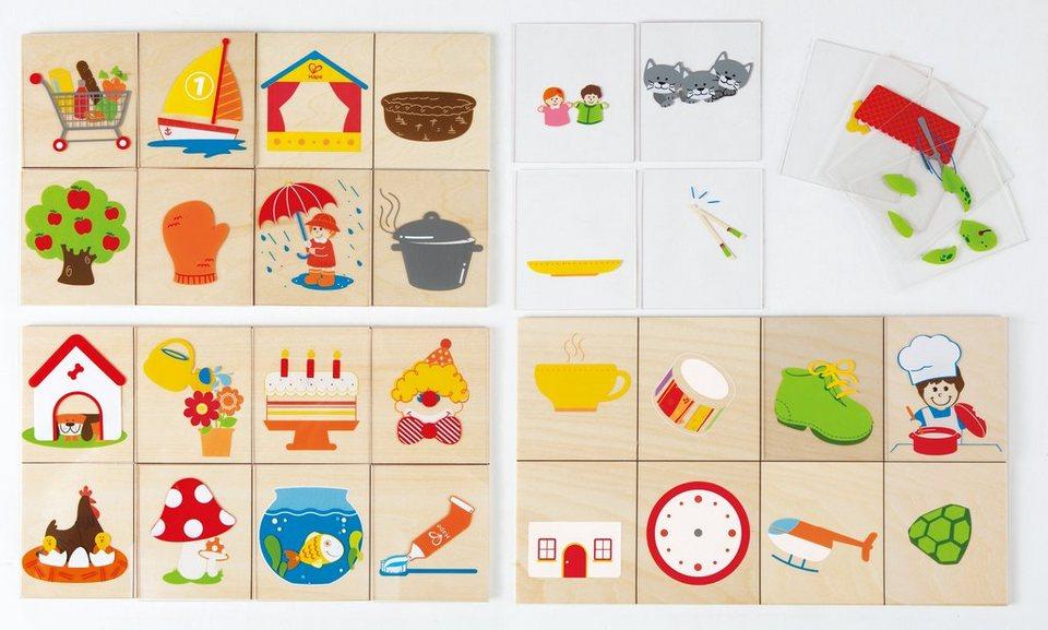 Hape Kartenspiel, »Combino« (27tlg.)