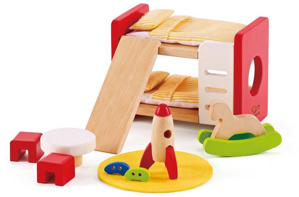 Hape Puppenhausmöbel, »Kinderzimmer« (14tlg.)