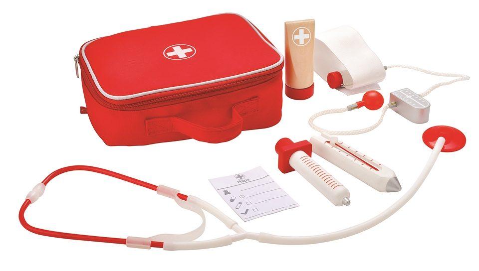 Hape Arztkoffer für Kinder »Doktorkoffer« 7-tlg.