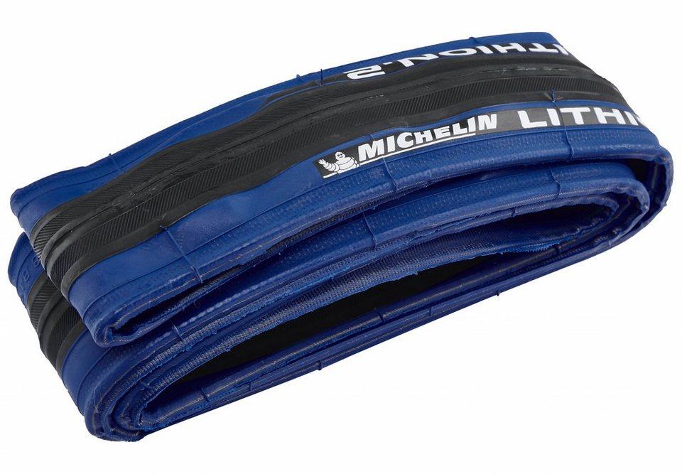 Michelin Fahrradreifen »Lithion 2 Fahrradreifen 28 Zoll«
