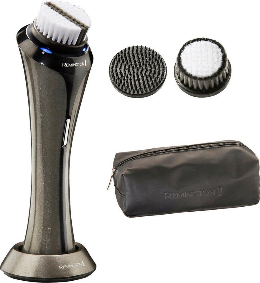 Remington, Gesichtsreinigungsbürste, FC2000, für den Mann, Akku in Schwarz