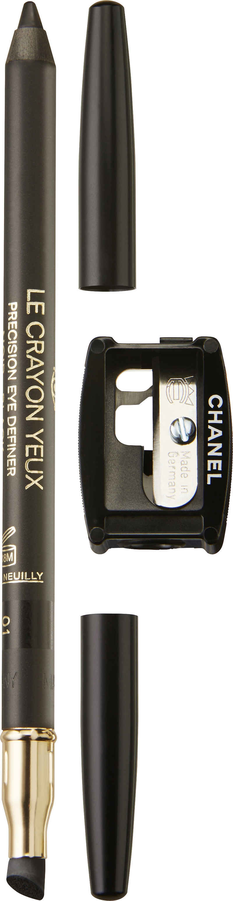 CHANEL Kajal »Le Crayon Yeux«, Mit Vitamin-E-Derivat