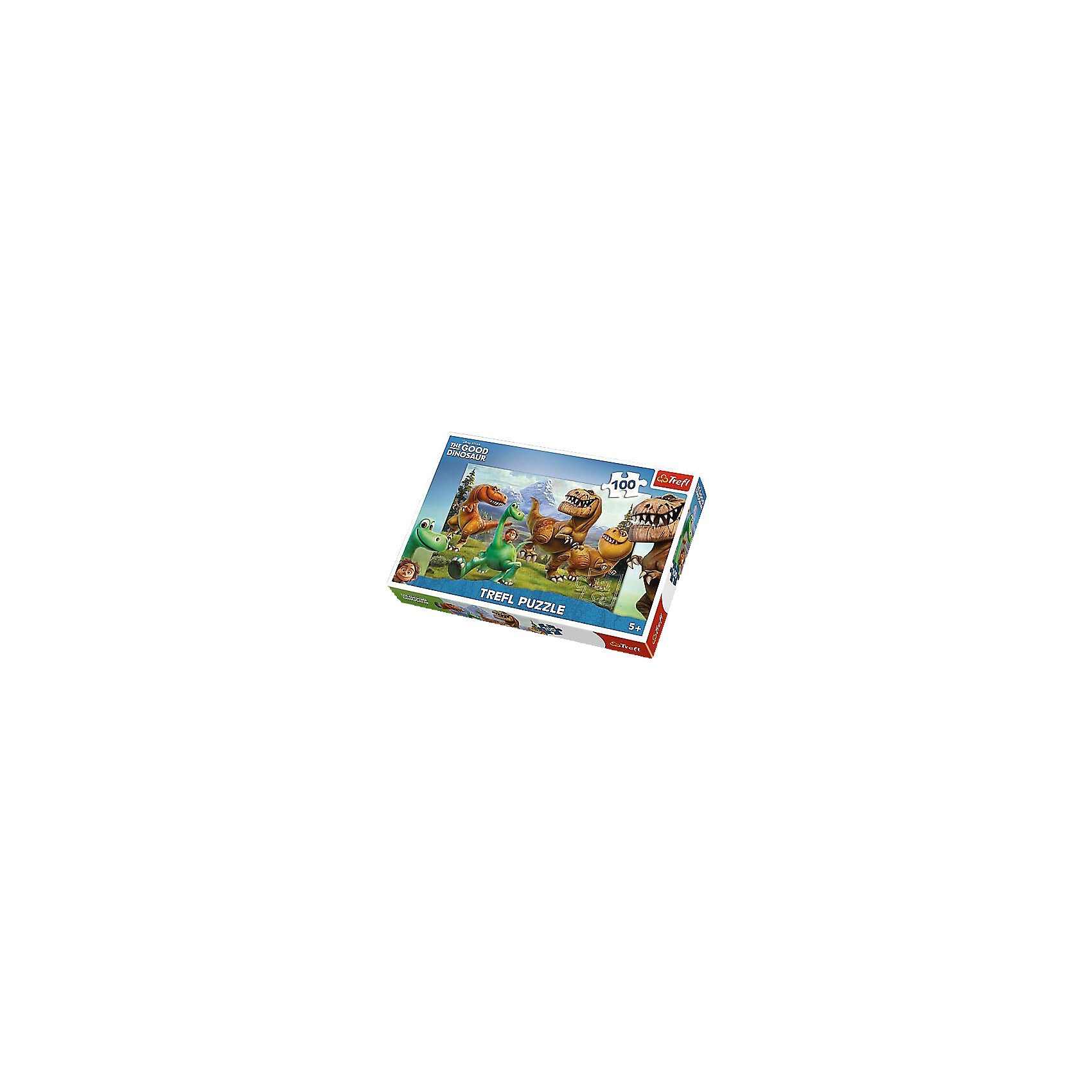 Trefl Puzzle 100 Teile - Disney Arlo & Spot