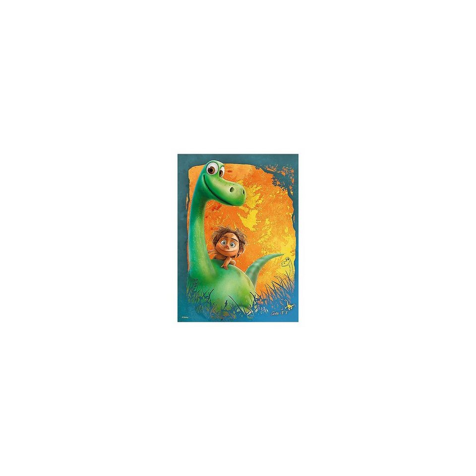 Trefl 4in1 Puzzle 35/48/54/70 Teile - Disney Arlo & Spot