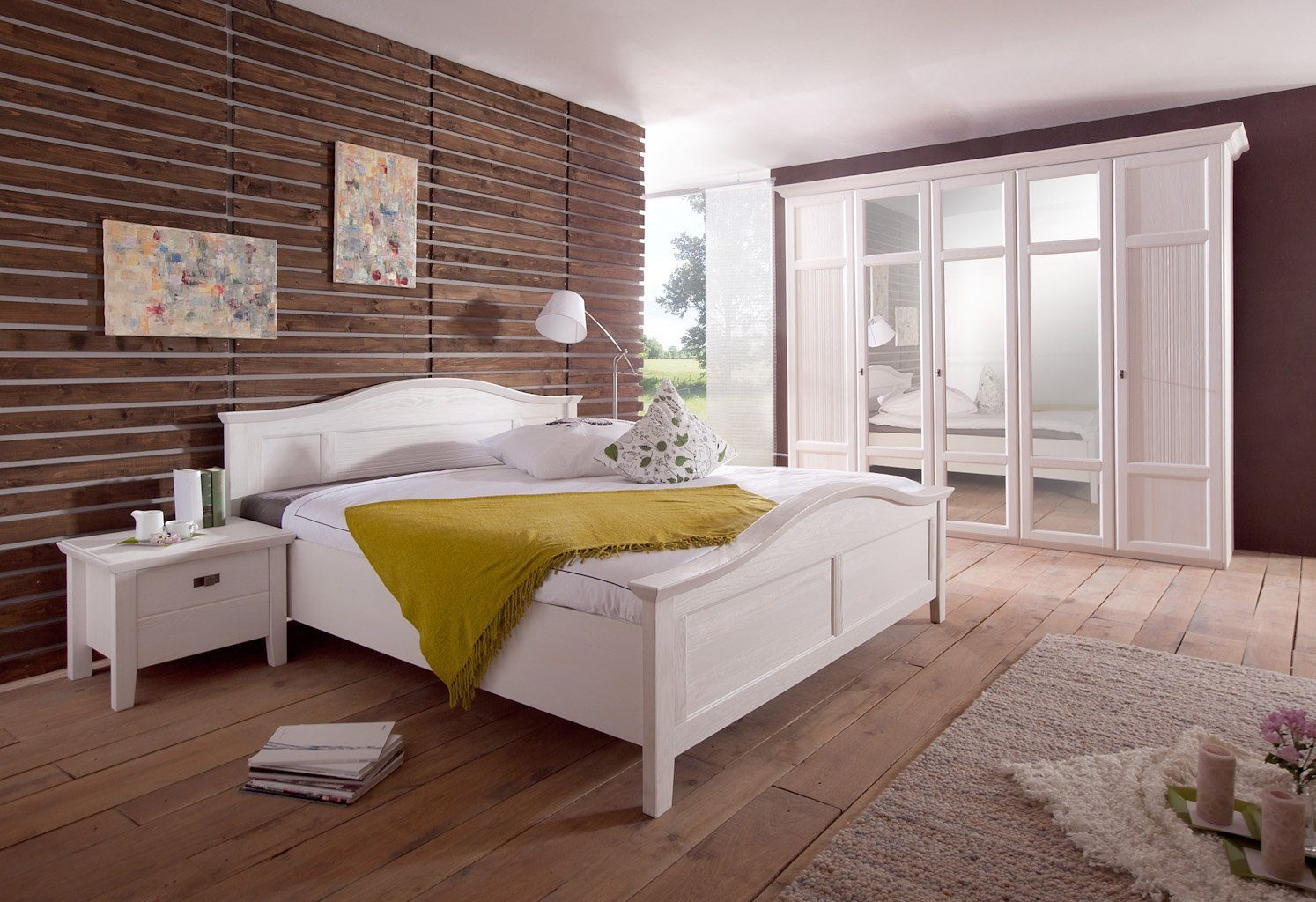 Premium Collection by Home affaire Schlafzimmer-Set »Casa« (4-tlg.)