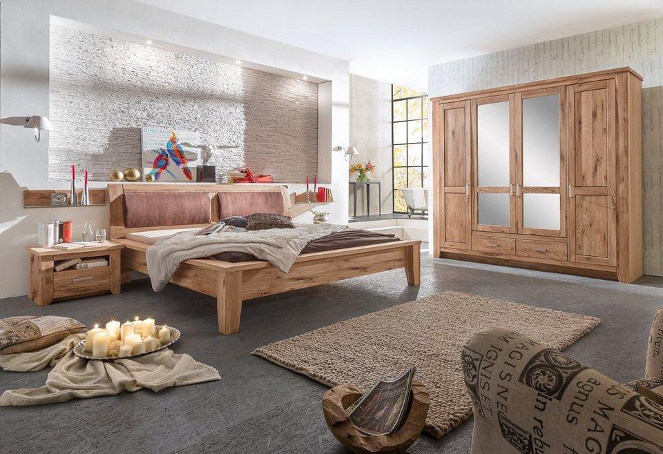 Schlafzimmer inspiration farbe  Schlafzimmer Ideen » Tolle Bilder & Inspiration | OTTO