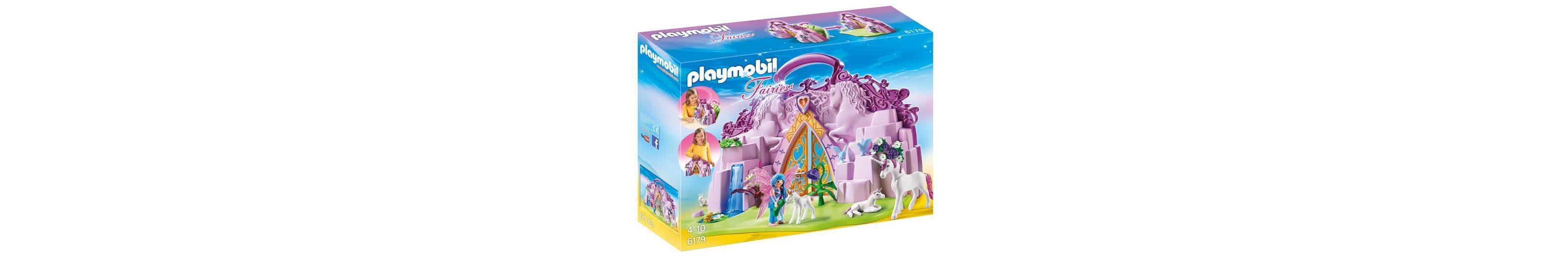 Playmobil® Einhornköfferchen Feenland (6179), »Fairies«