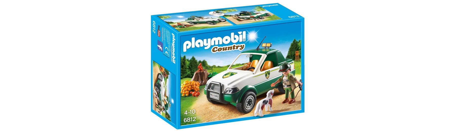 Playmobil® Förster-Pickup (6812), »Country«