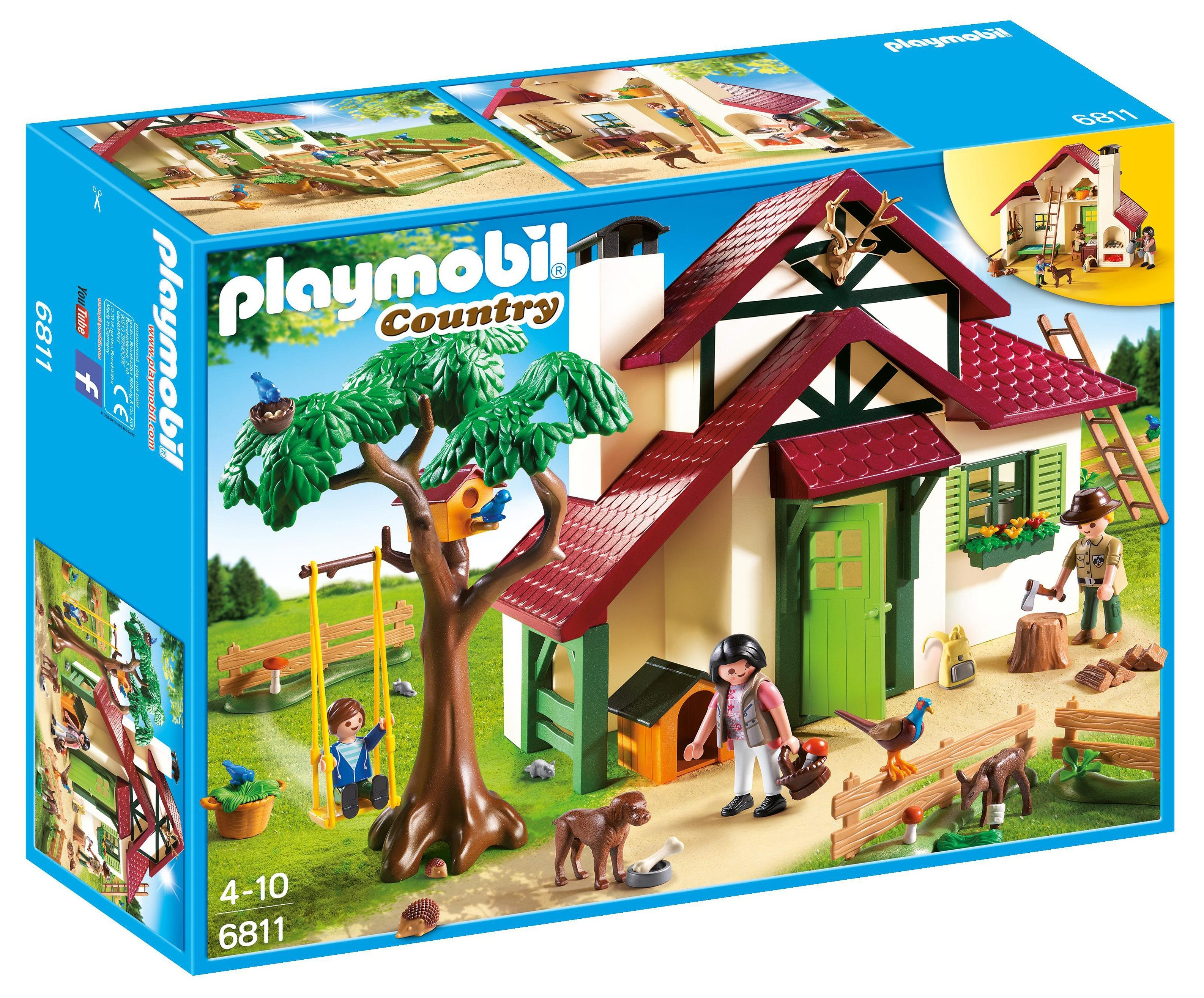 Playmobil® Forsthaus (6811), »Country«