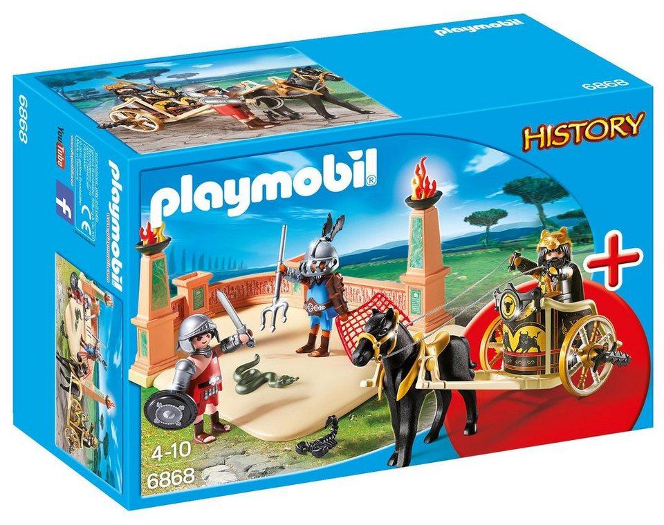 Playmobil® Starterset Gladiatorenkampf (6868), »History«