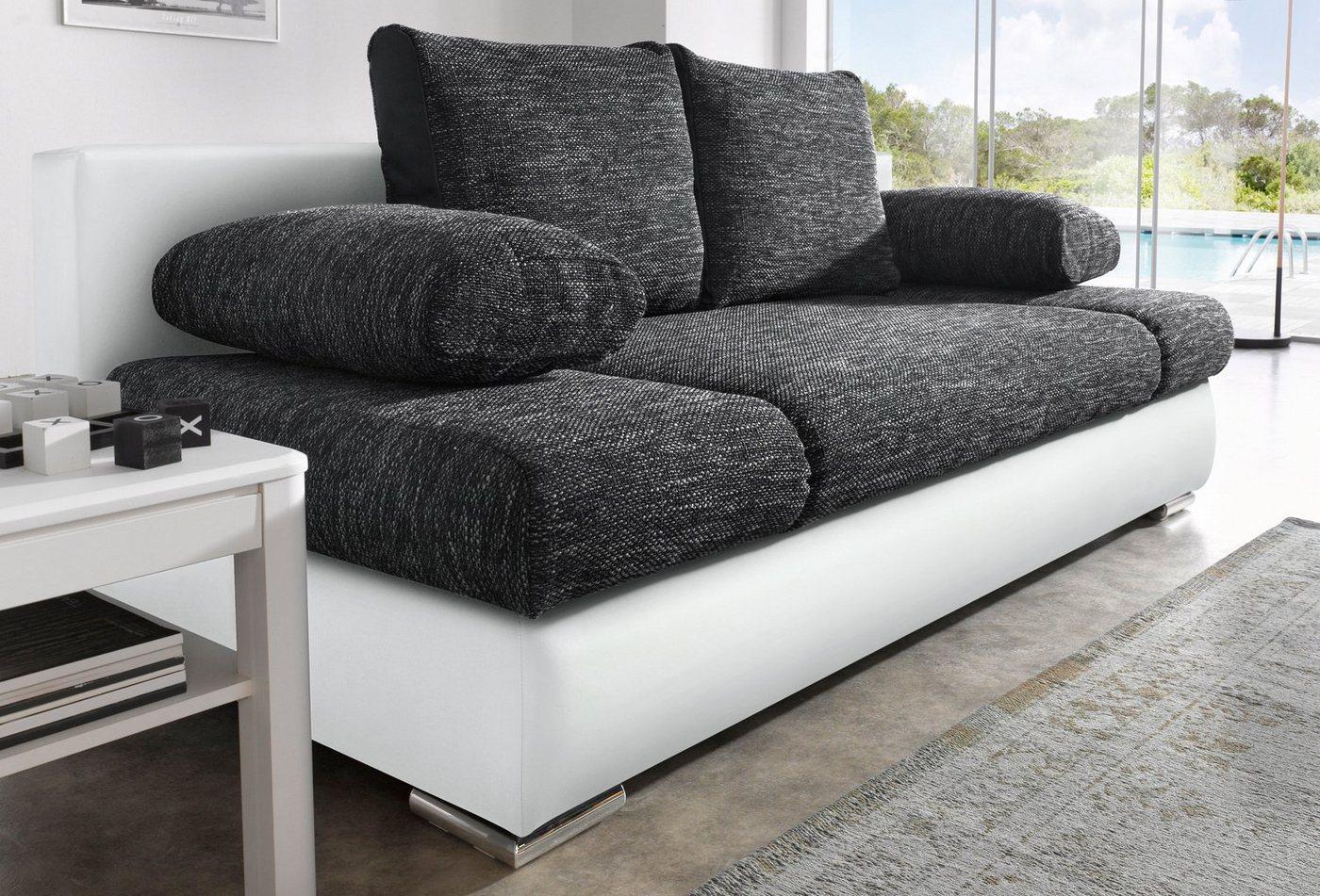 schlafcouch federkern bettkasten preisvergleiche erfahrungsberichte und kauf bei nextag. Black Bedroom Furniture Sets. Home Design Ideas