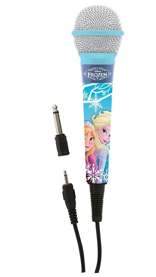Lexibook, Mikrofon, »Disney Frozen - Die Eiskönigin« in blau
