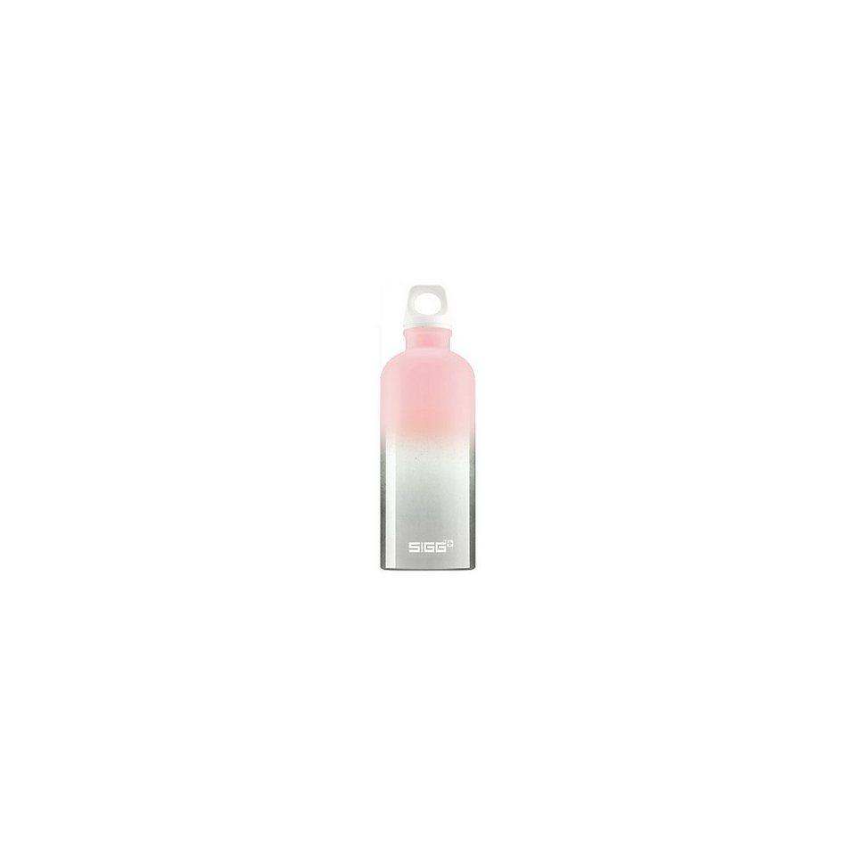 SIGG Alu-Trinkflasche CRAZY Pastel Pink, 600 ml in rosa