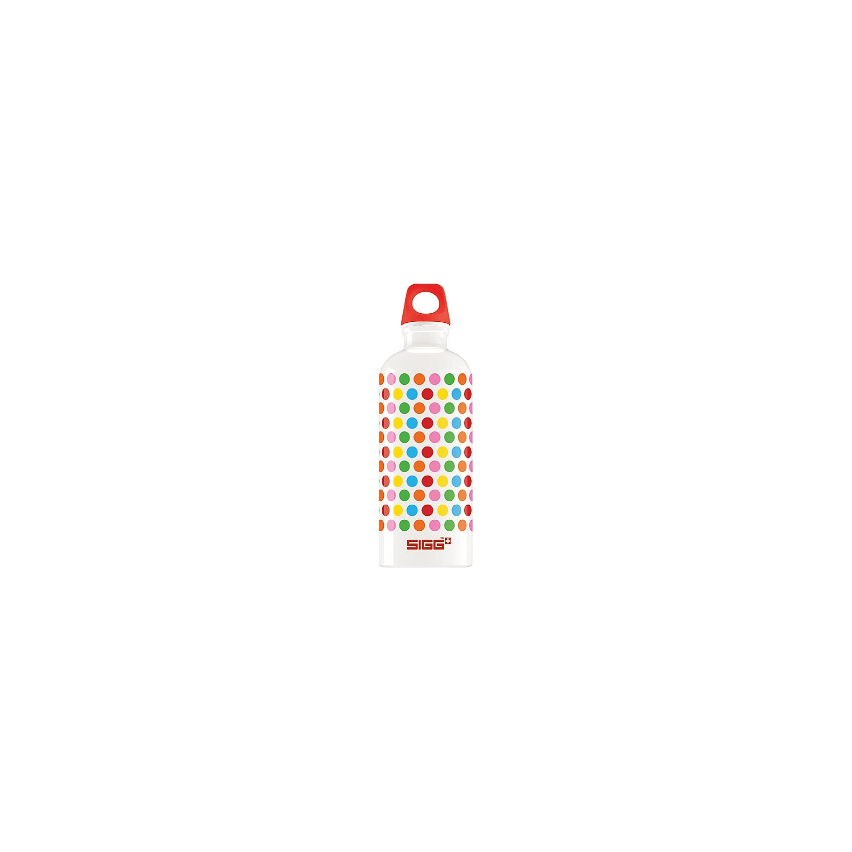 SIGG Alu-Trinkflasche Dots, 600 ml