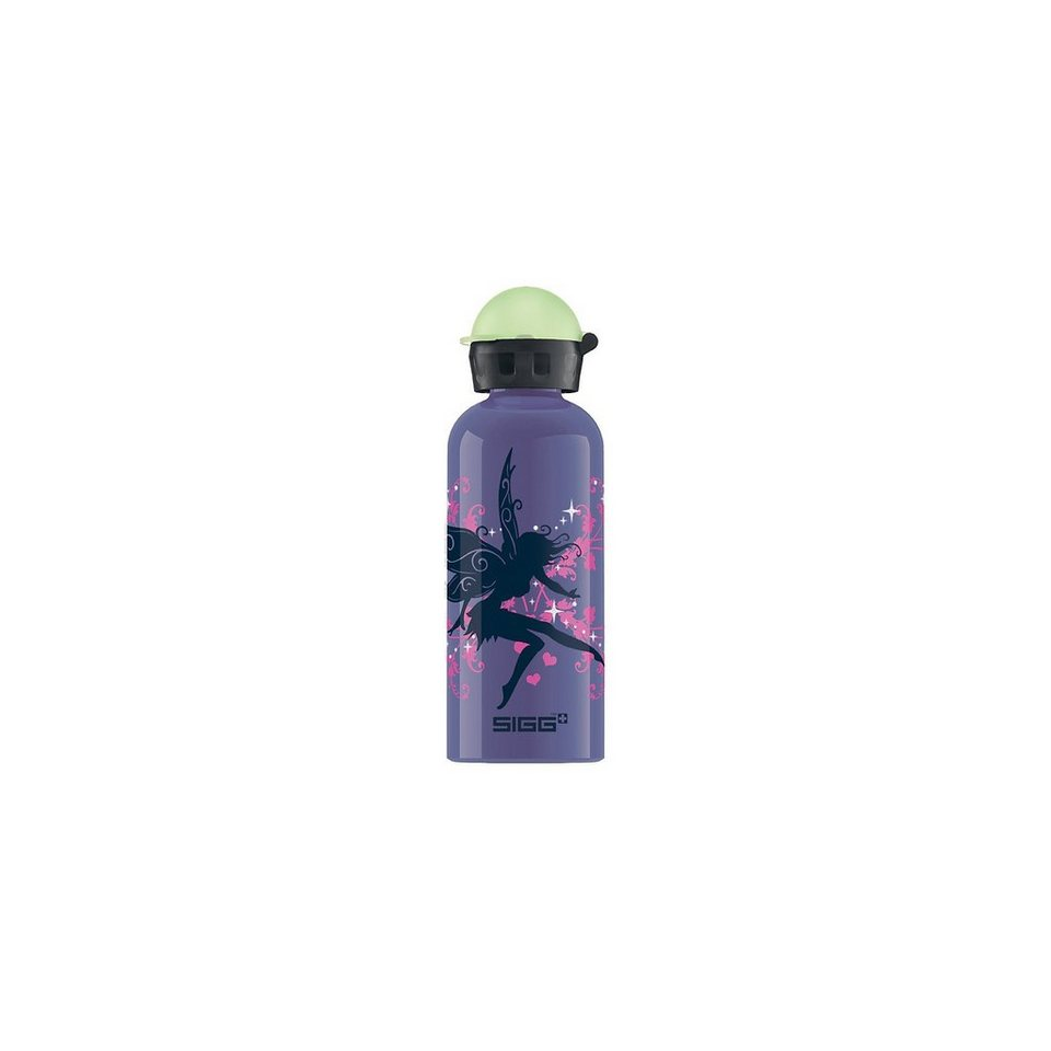 SIGG Alu-Trinkflasche Sparkle Fairy, 600 ml in lila