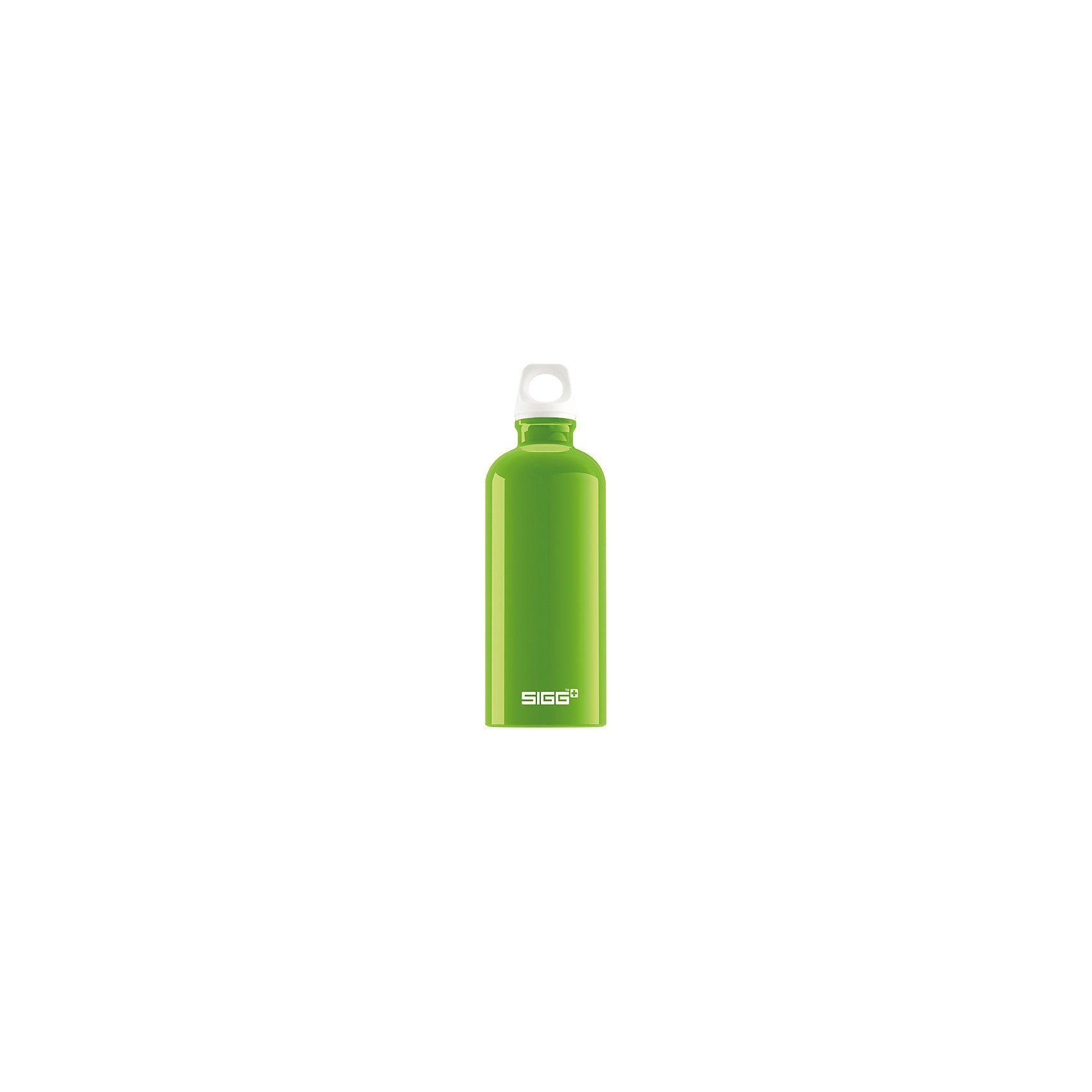 SIGG Alu-Trinkflasche Fabulous Green, 600 ml