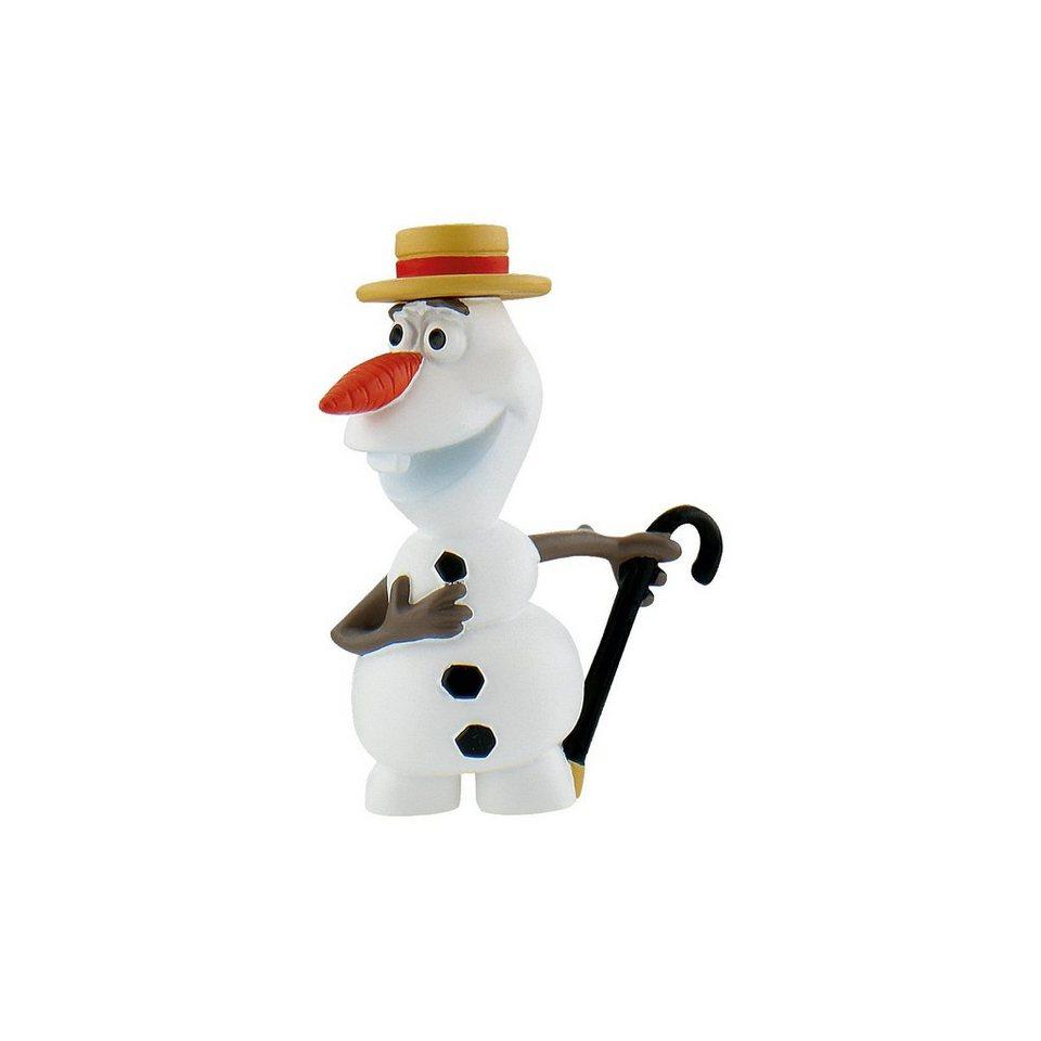 BULLYLAND Comicwelt - Walt Disney Die Eiskönigin Fever - Olaf mit Hut