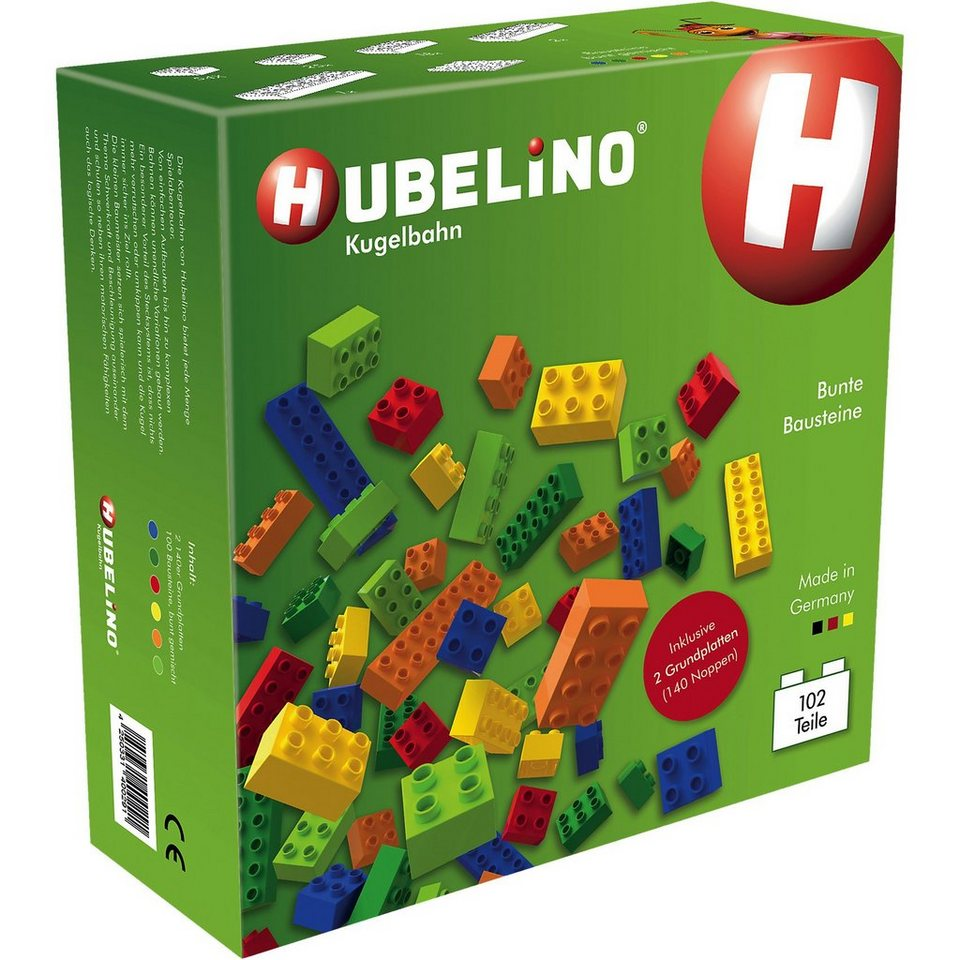 Hubelino - Bunte Bausteine, 102-tlg. online kaufen