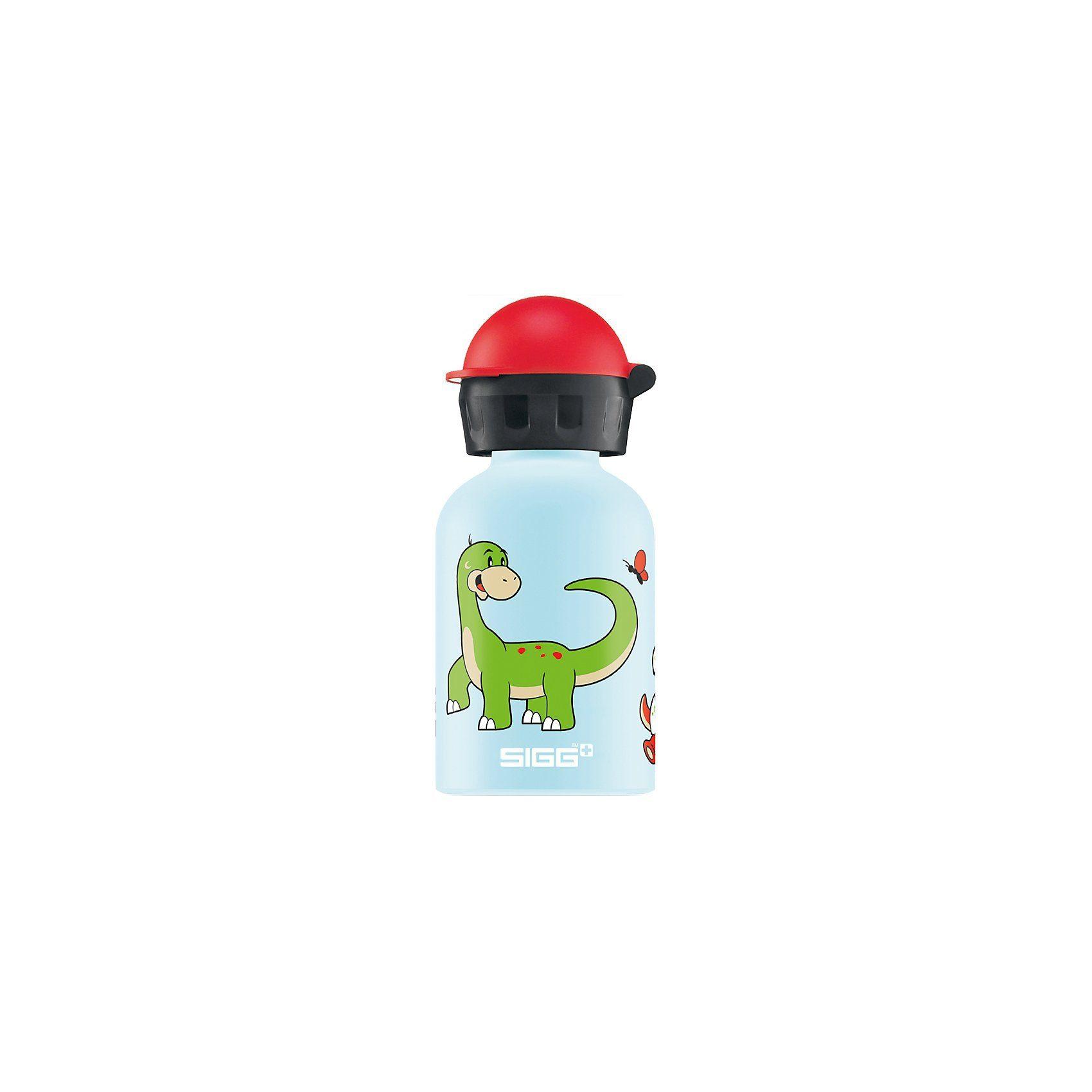 SIGG Alu-Trinkflasche Dino Family, 300 ml