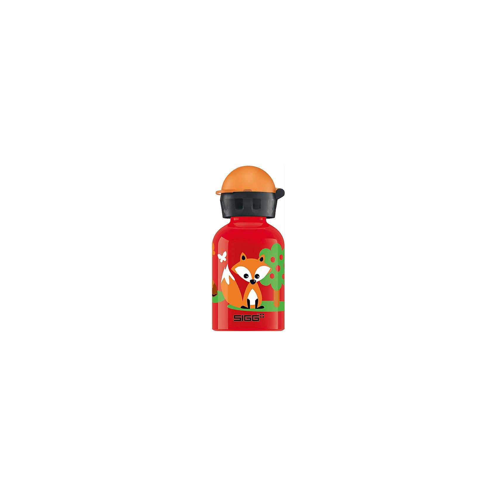SIGG Alu-Trinkflasche Forest Day, 300 ml