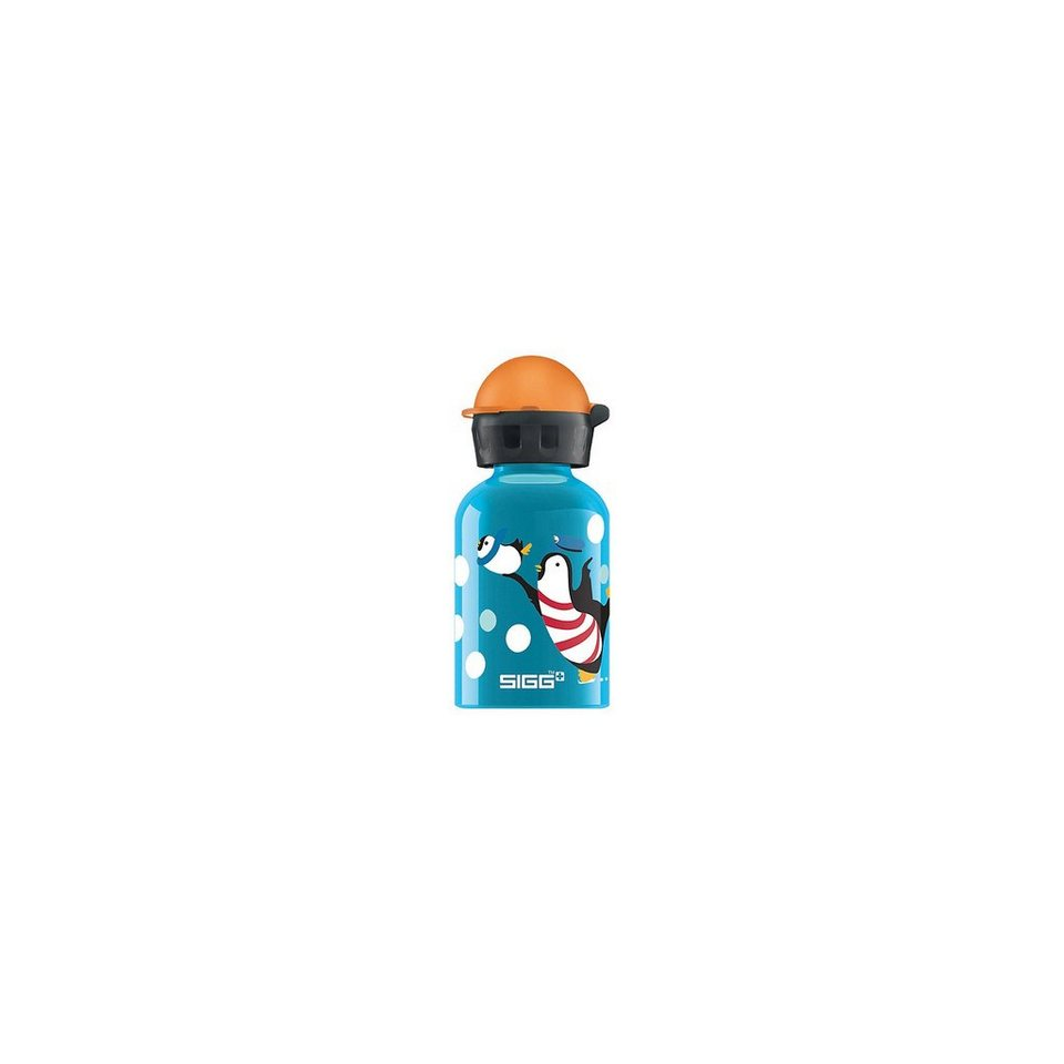 SIGG Alu-Trinkflasche Polar Family, 300 ml in blau