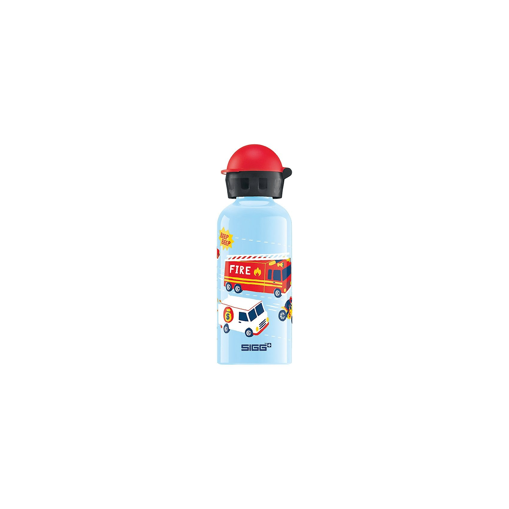 SIGG Alu-Trinkflasche Road Action, 400 ml