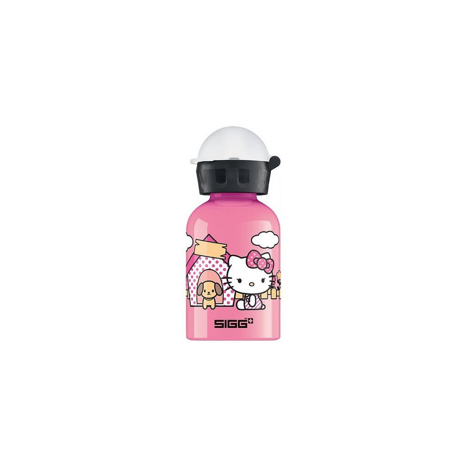 SIGG Alu-Trinkflasche Hello Kitty A Cute, 300 ml in rosa