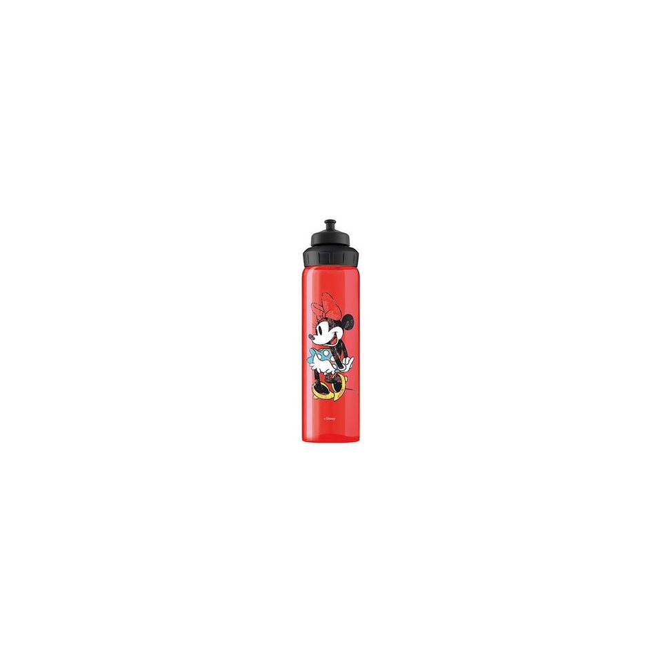 SIGG Trinkflasche VIVA 3-Stage Minnie Mouse, 750 ml in rot