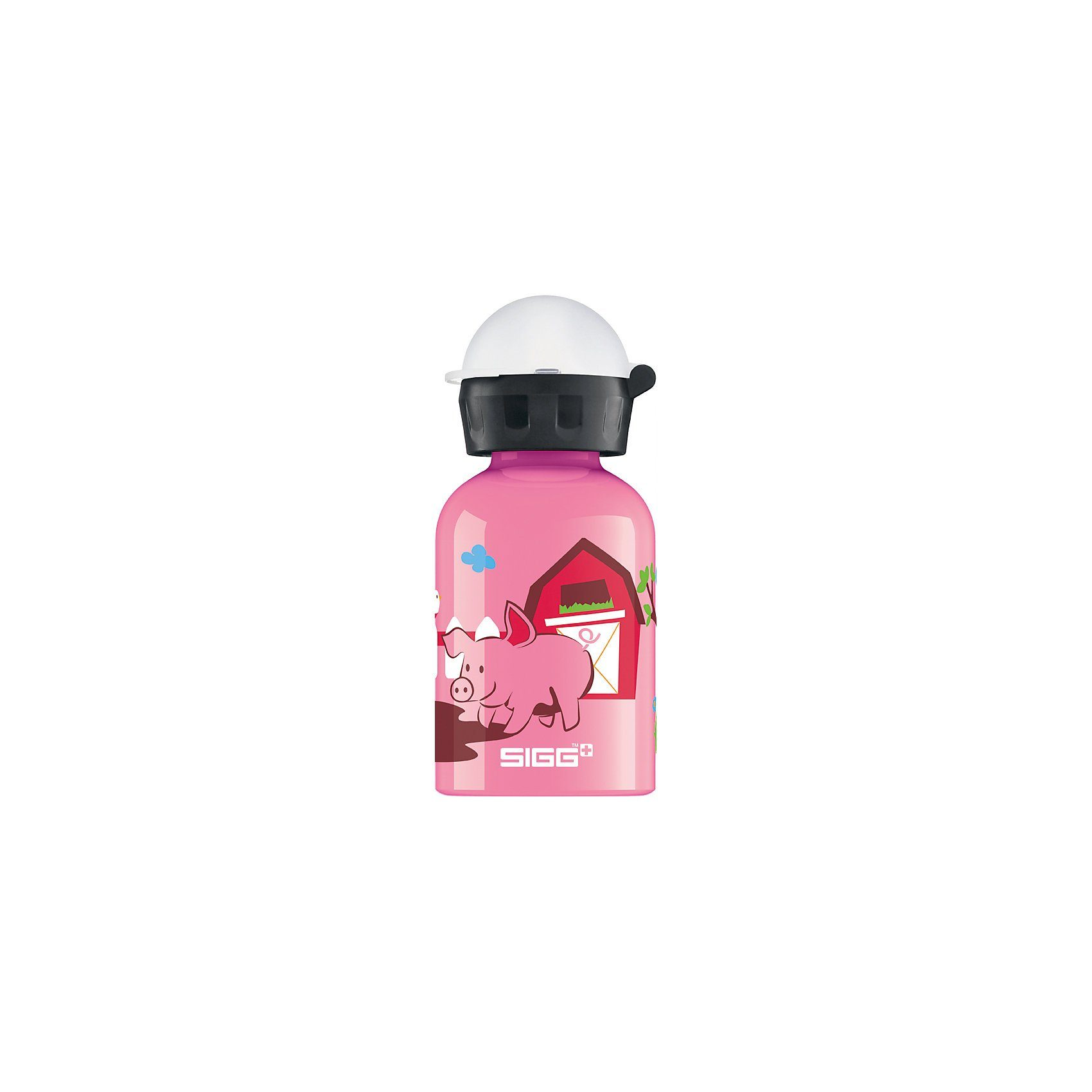 SIGG Alu-Trinkflasche Sunny Day on the Farm, 300 ml