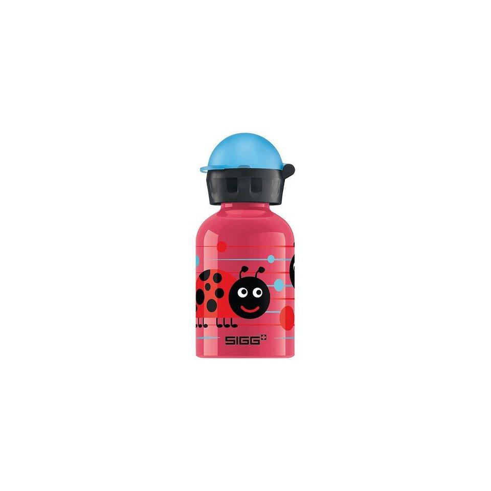 SIGG Alu-Trinkflasche Bee & Friends, 300 ml in rosa