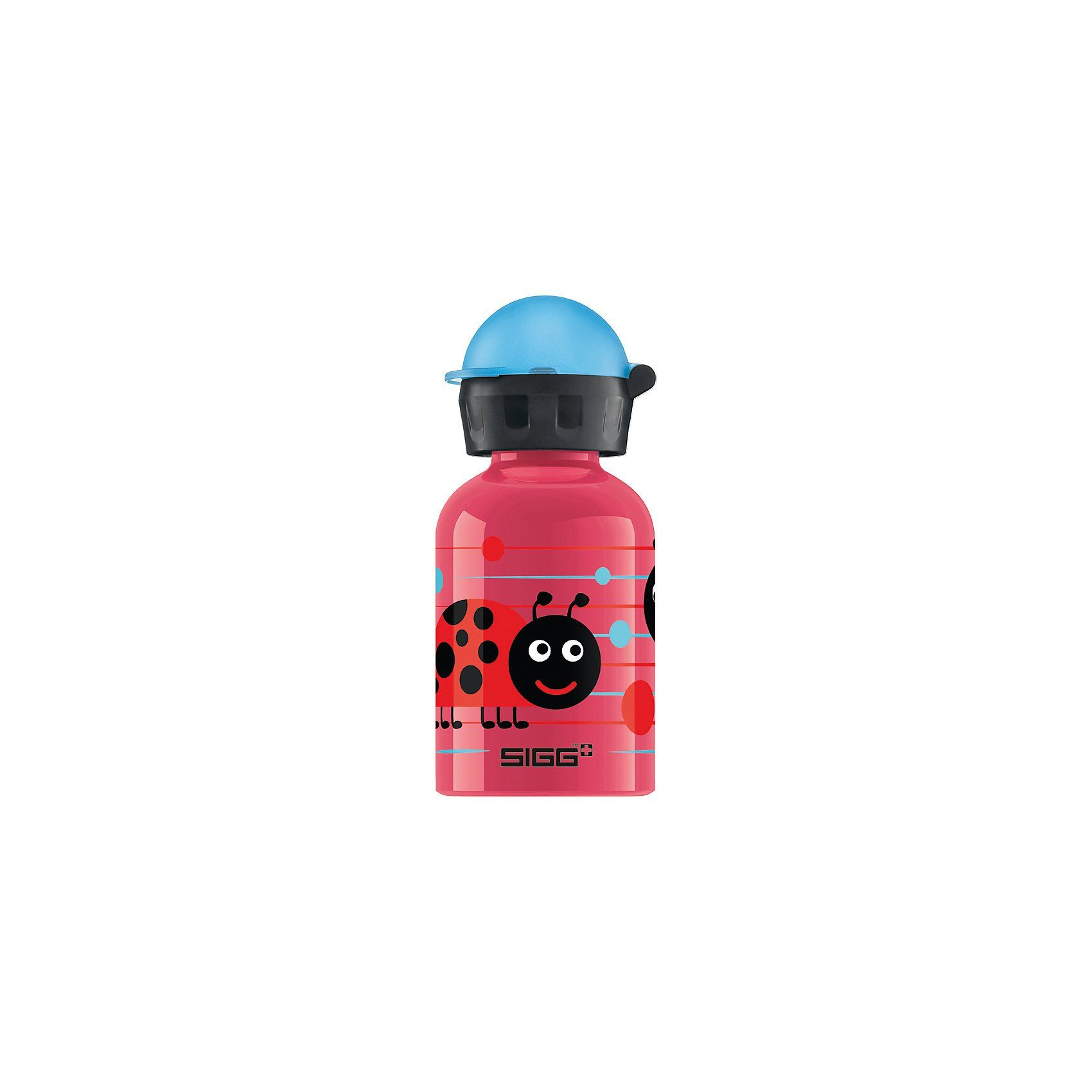 SIGG Alu-Trinkflasche Bee & Friends, 300 ml