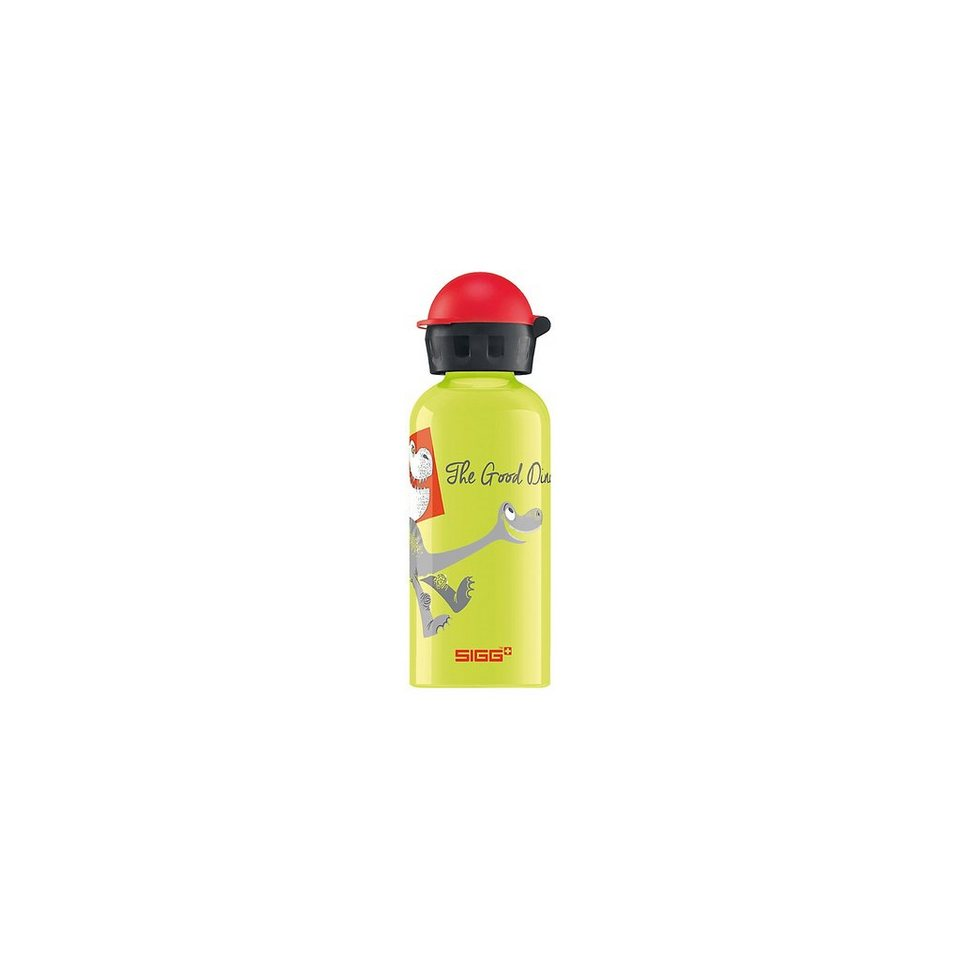 SIGG Alu-Trinkflasche Arlo & Spot, 400 ml in grün