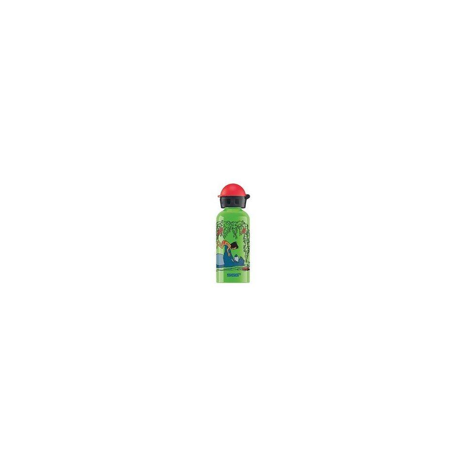 SIGG Alu-Trinkflasche Das Dschungelbuch, 400 ml in grün