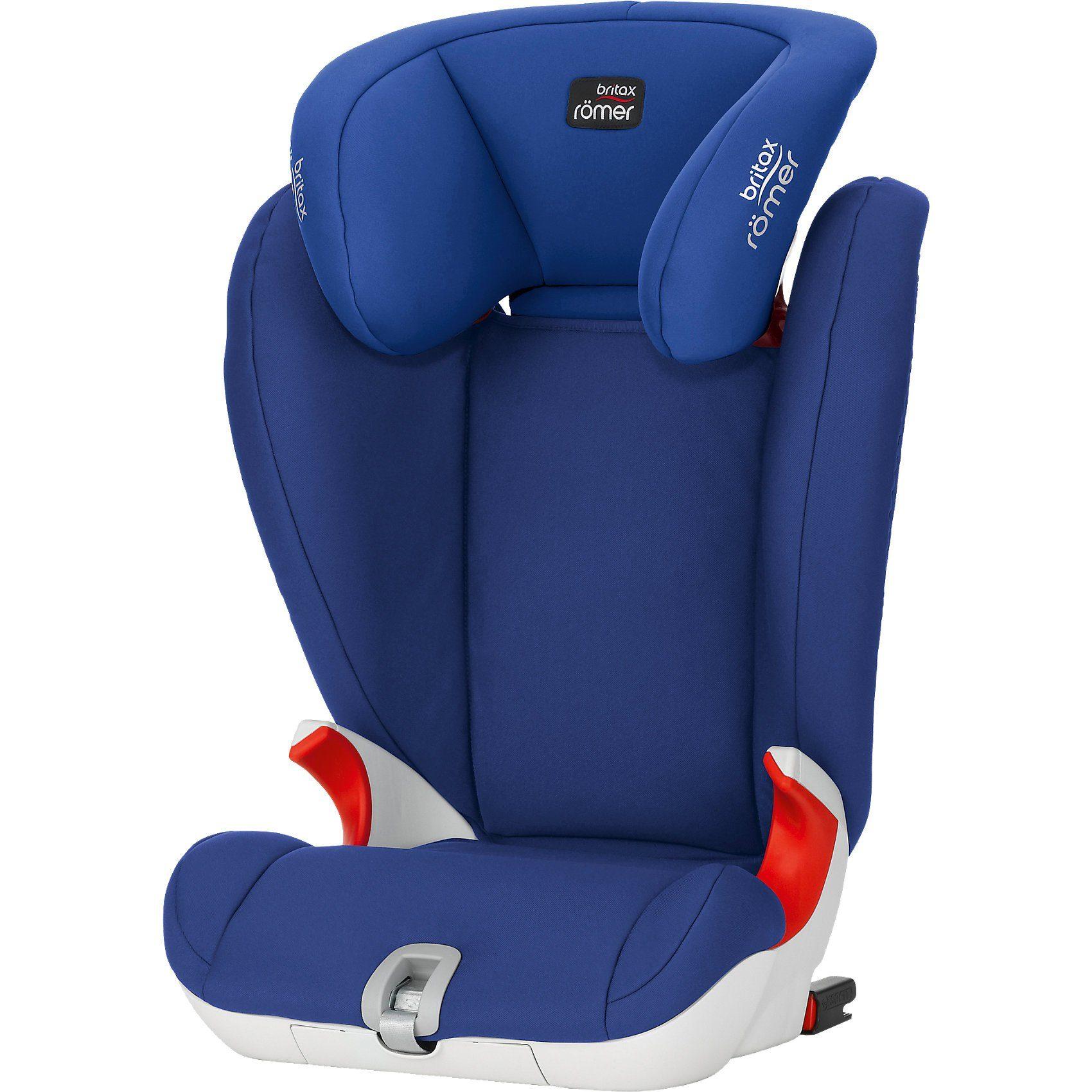 Britax Römer Auto-Kindersitz Kidfix SL, Ocean Blue, 2016