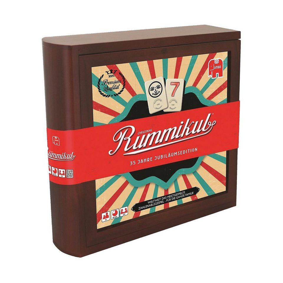 Jumbo Original Rummikub - 35 Jahre Jubiläumsedition