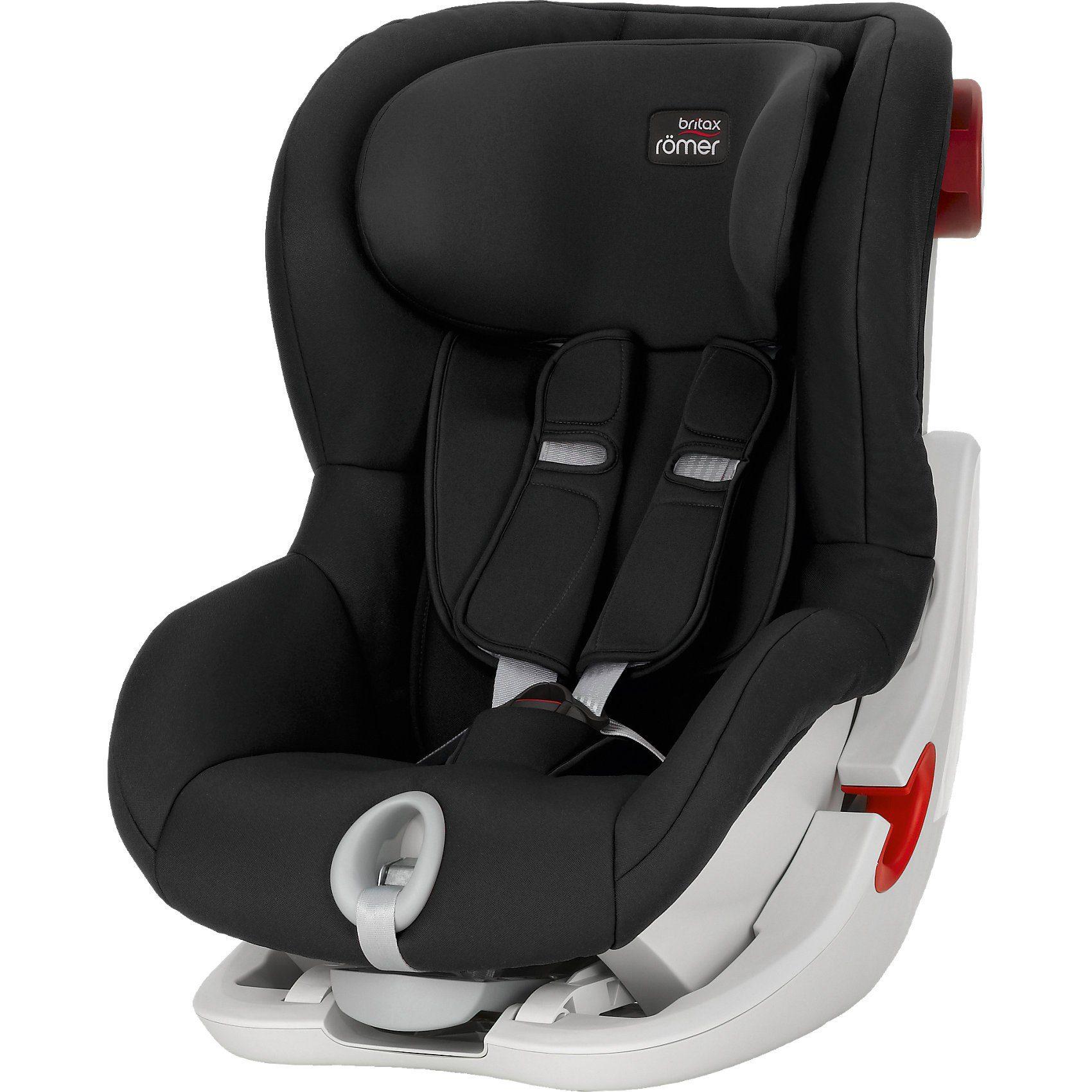 Britax Römer Auto-Kindersitz King II, Cosmos Black, 2016