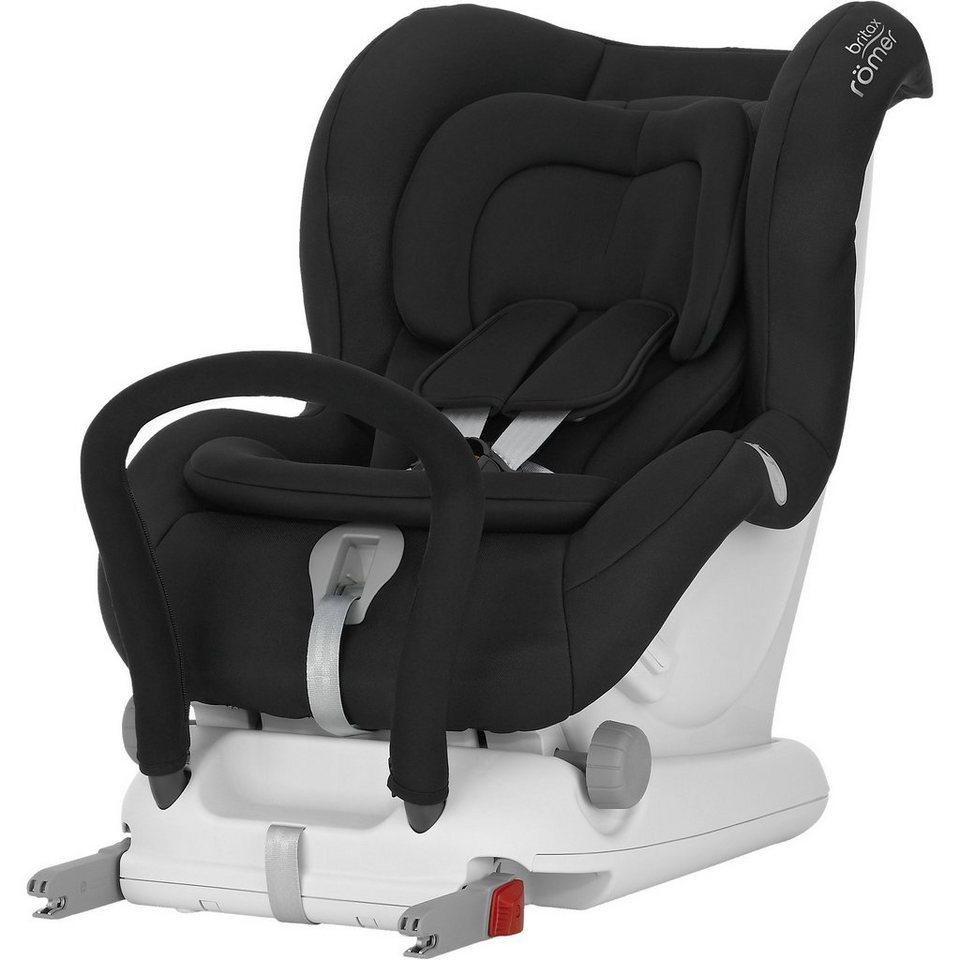 Britax Römer Auto-Kindersitz Max-Fix II, Cosmos Black, 2016 in schwarz