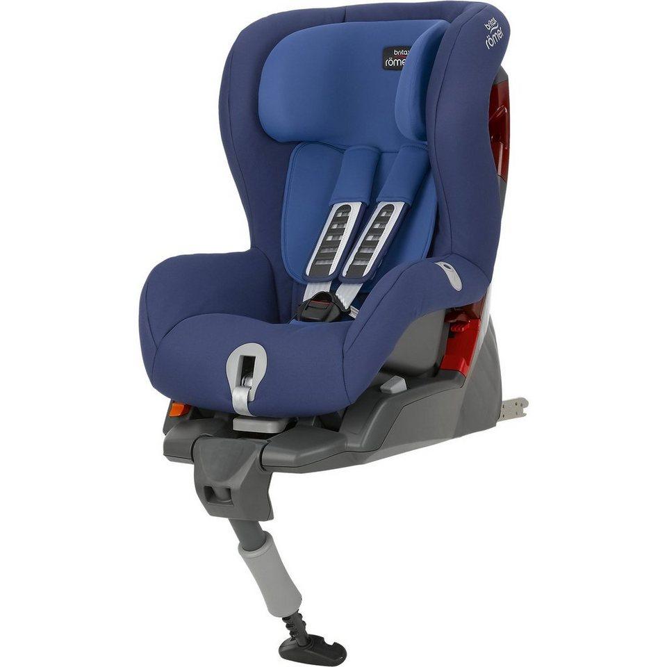 Britax Römer Auto-Kindersitz Safefix Plus, Ocean Blue, 2016 in blau