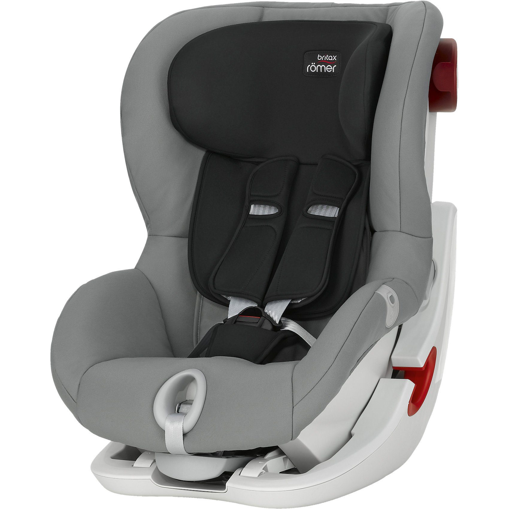 Britax Römer Auto-Kindersitz King II, Steel Grey, 2016
