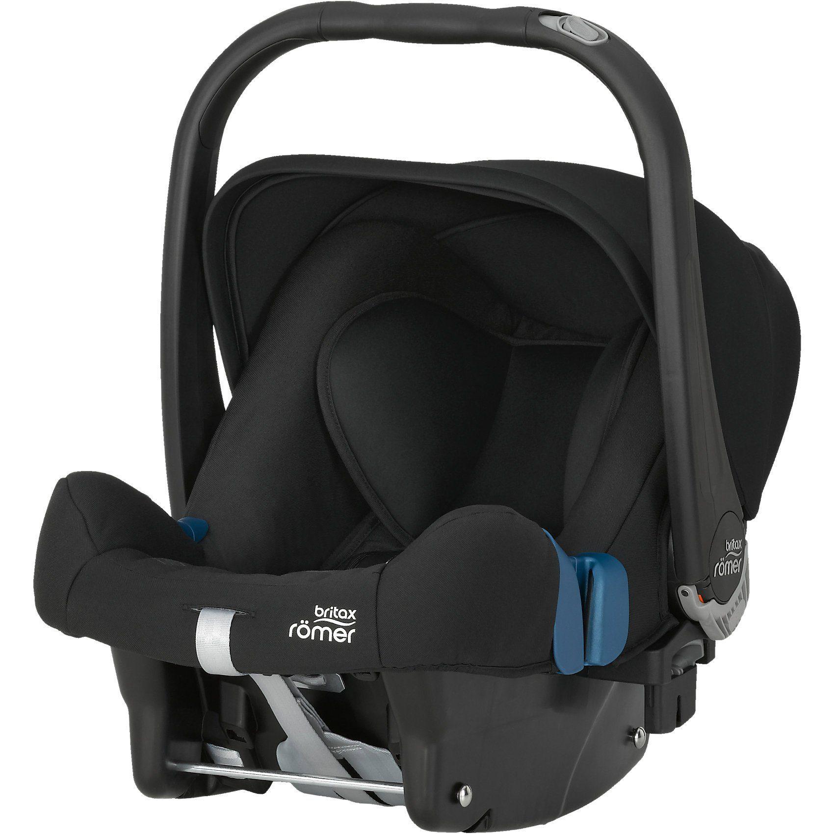 Britax Römer Babyschale Baby-Safe Plus II, Cosmos Black, 2018