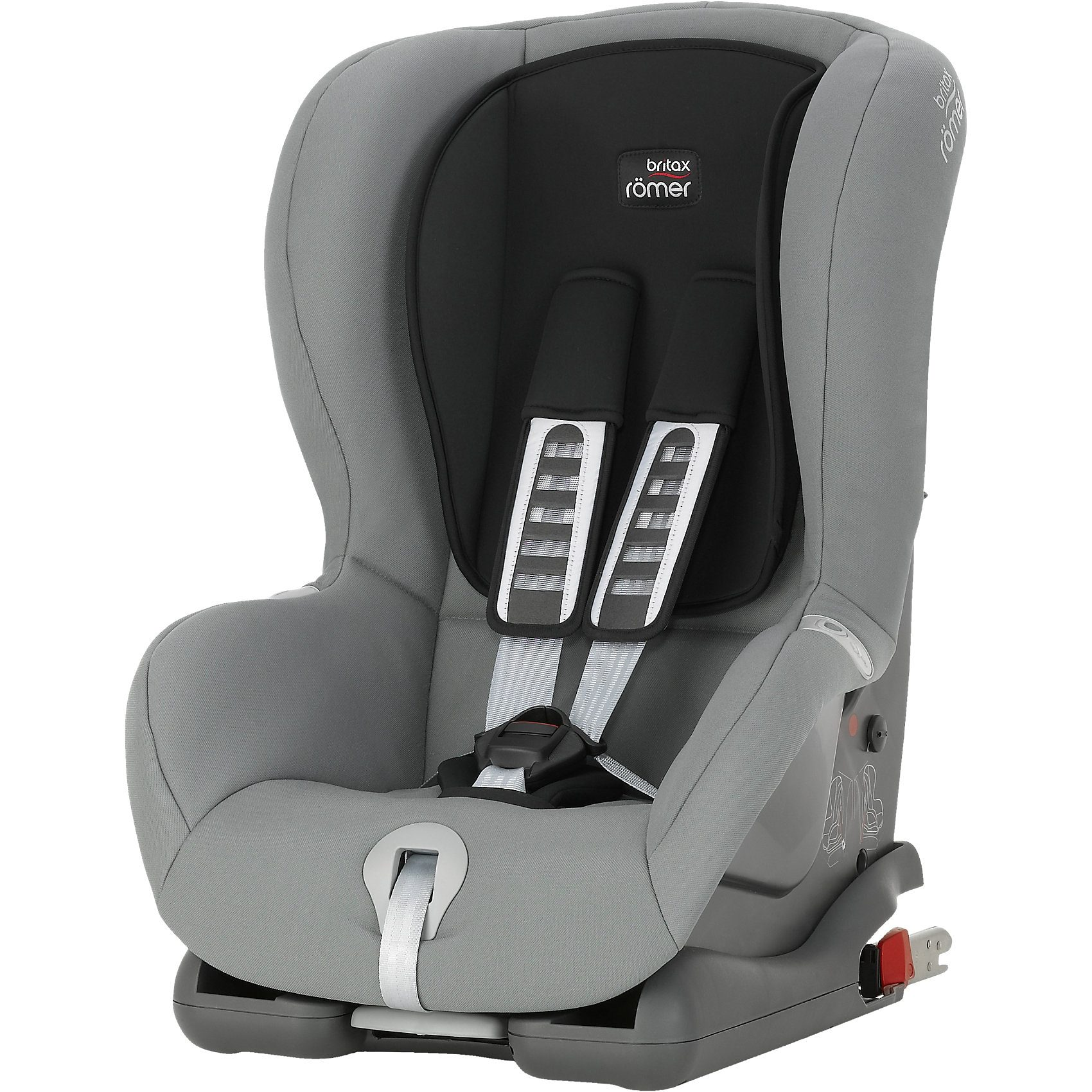 Britax Römer Auto-Kindersitz Duo Plus, Steel Grey, 2016