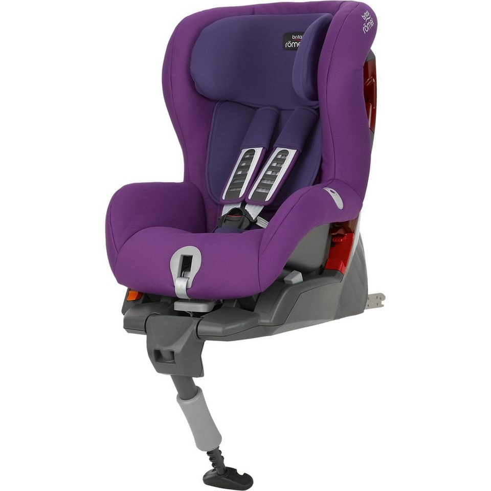 Britax Römer Auto-Kindersitz Safefix Plus, Mineral Purple, 2016 in lila